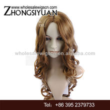 2014 best selling dye synthetic wig