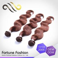 Professional Factory Supply Excellent Stylish Raw Light Brown Curly Weave Extensions