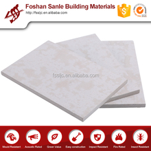 fiber cement board specification