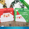 kraft christmas wine gift paper bags manufacturers