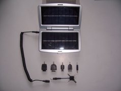 solar multi mobile charger