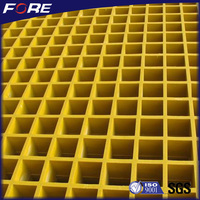 Non Conductive Chemical Resistant Plastic Grating Walkway