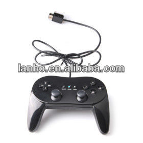 Grip Style Classic Controller for Wii (Black)