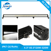 hiwin Best Selling!!30 Inch Bull Bar Roof Light High Quality Toyota Hilux Led Light Bars With CE FCC ROHS CERTIFICATES YP-8109