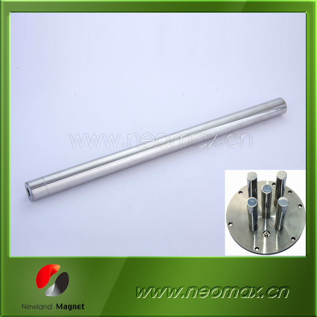 professional NdFeB neodymium magnetic bar/rod for filters