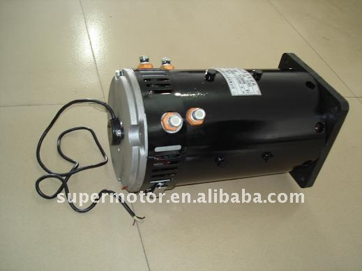 motor for small electric car,series electric car motor