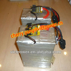 48v 40ah li-ion battery pack solar panel