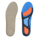 Gel insole massage orthotic liquid insole