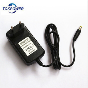 General ac dc power adapter 10v 0.5a with 2.1*5.5mm dc jack tips for consumer electronics