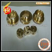 customized Auto machining brass part