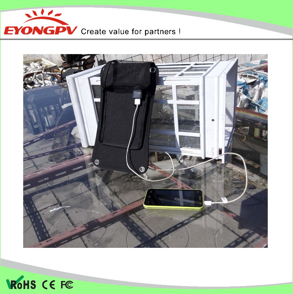 outdoor -emergency -foldable -solar- phone- chargeable -school -bag