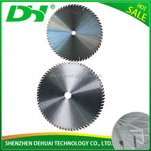 High productivity sharp industrial quality saw blades