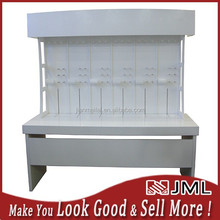 beauty cosmetics retail displays/ cosmetics display design showcase/ acrylic lipstick display stand