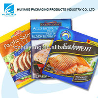 SAFETY FOOD GRADE plastic halal sausage casing for vacuum pack
