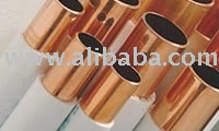 Copper Pipes With Insulation