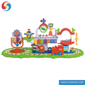 SW8100775 China import toys Electric multi functions educational toys set Battery operated toys