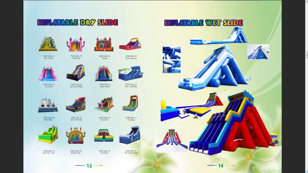Kids inflatable fun city playground for sale, inflatable fun park
