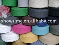 100% recycled cotton polyester yarn 8s