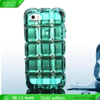 ice shape tpu clear case for iphone 6