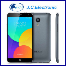 "Original Meizu MX4 4G LTE Mobile Phone MTK6595 Octa core 5.36"" 1920x1152 2GB RAM 16GB ROM 20MP Camera 3100mAh GPS WCDMA Flyme 4"