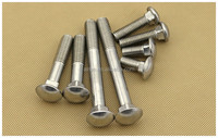 stainless 304 din 603/a4-70 din 603/carriage bolt a2-70