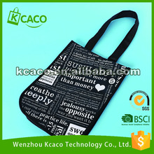 New colorful pp Non woven bag/shopping bag 100%manufacture