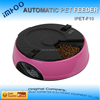 acrylic bulk food dispenserpet food 6 Meal LCD Automatic Pet Feeder