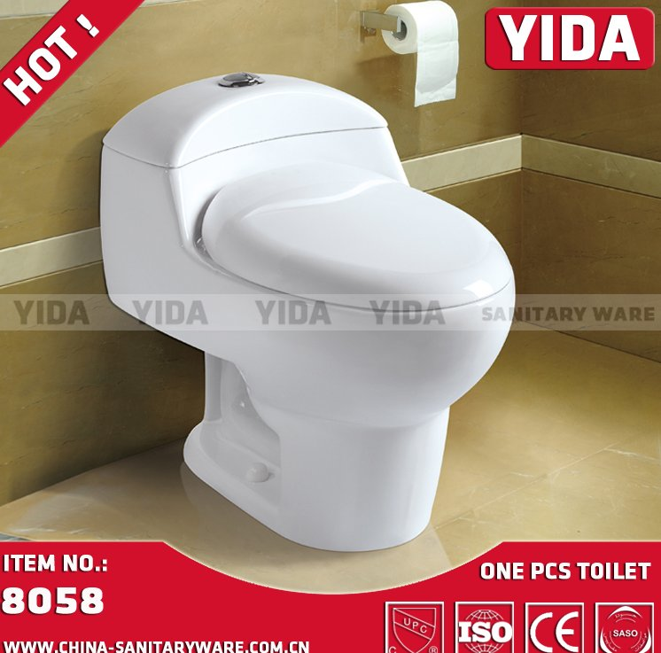 china ceramic one piece 3 inches toilet, south america bolivia cheap price toilet