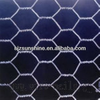 2013 High quality hexagonal wire mesh