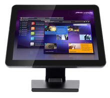 17'' Screen LCD POS <strong>System</strong> Lcd Touch Screen Monitor With Built In Computer