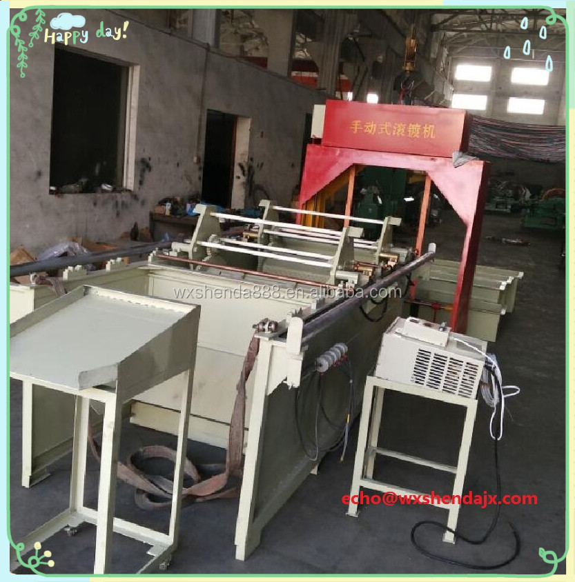 High Speed Umbrella Roofing Nails Making Machine Automatic China Suppliers