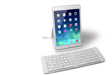 Wireless foldable mini bluetooth keyboard for samsung galaxy s4