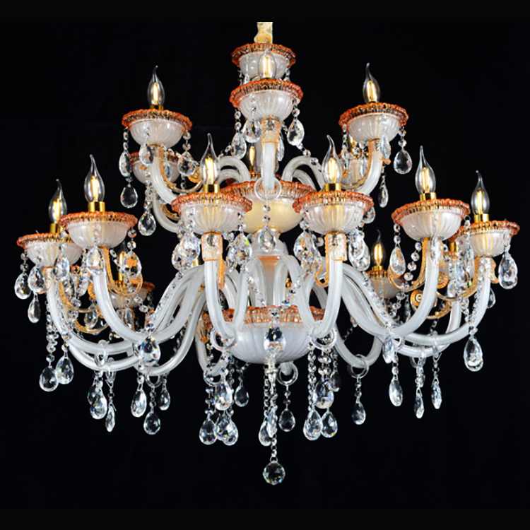 zhongshan new design Bedroom Firefly Crystal Silicone Pendant Lamp