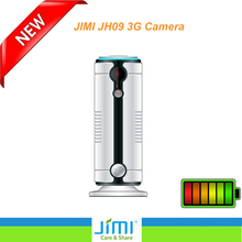 H.264 compression Android 4.4+ operating system wireless IP camera with speaker remote viewing security camera