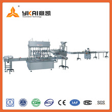 GS-6 automatic plastic medicine filling process equipment,medicine drug filling and sealing machine,medicine filler
