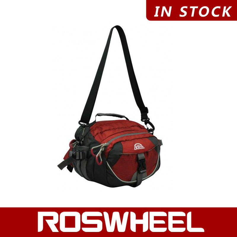 [6746] ROSWHEEL Functional Sports Waist Bag