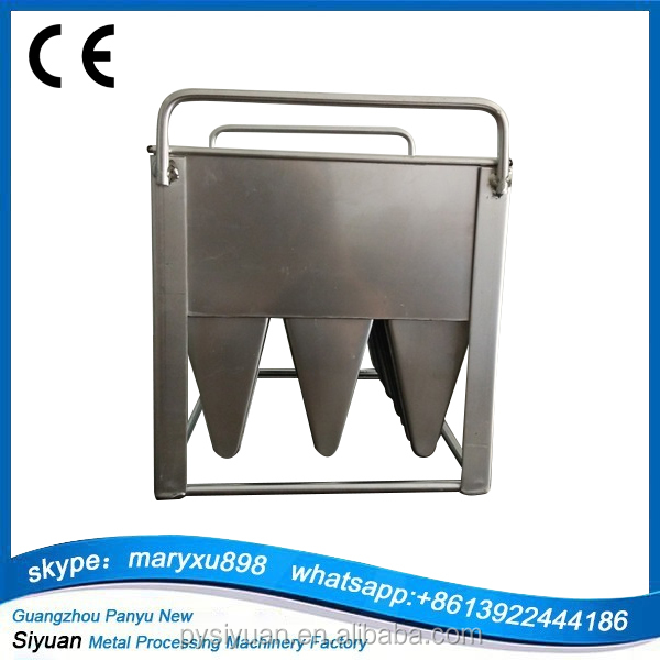Commercial Stainless Steel different shapes food safety popsicle mold
