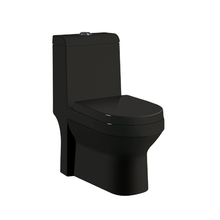 HS-8051 modern toilet,bathroom and toilet sets,toilet black free standing