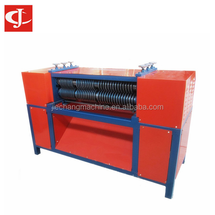 2016 Best Designed Radiator Recycler / Waste Copper Aluminum Recycling Machine