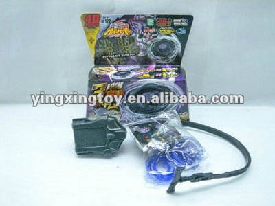 Newest shape BB122 metal beyblade 4d toys