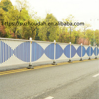 steel road guardrail