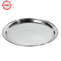 Rising Simple, fashionable and generous metal tray/Shapes and patterns can be customized