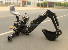 3 point hitch backhoe for farm tractors