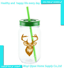 2015 Wholesale Fashionable Household Storage bottles jars, Jam&honey Use and Storage Bottles & Jars, clear candy jar with lid
