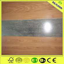 Premier Quality Grey Carbonized 3mm Oak Wood Flooring Factory