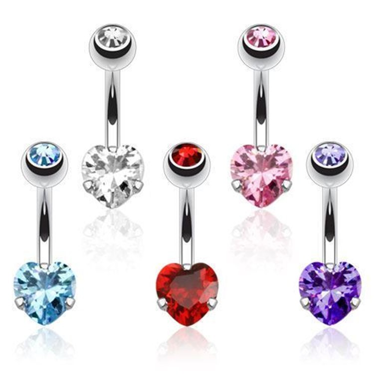Professional Made Different Kinds Body Jewelry Piercing Magnetic Nipple Piercings