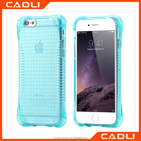 2016 Newest Soft TPU Air Cushion Shockproof Clear Mobile Back Cover Cases for iPhone5 5s Protective Bumps Phone Bag