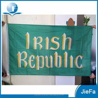 High Quality Different Kinds Flying Irish Republic Easter Rising Flag