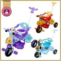 Hot Sale Cheap Classic Ride Or Push Power Push Best Trike For Baby