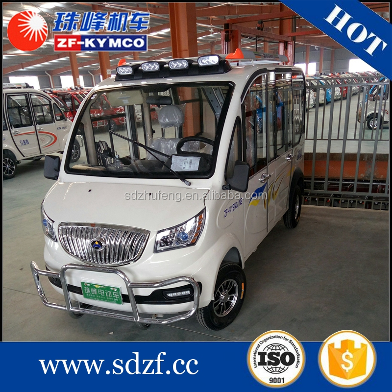 Hot selling 12 seater small electric recreational vehicle